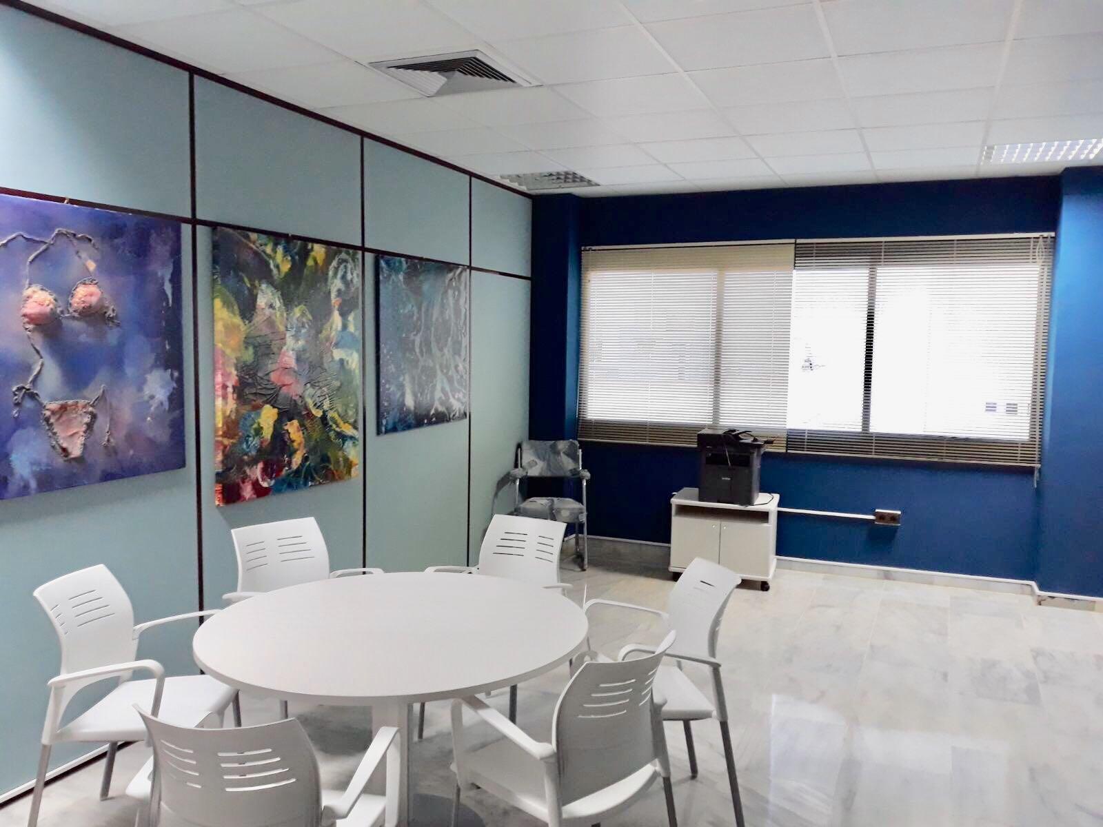 Coworking ibiza business point ibiza oficinas en ibiza for Oficina zona azul ibiza